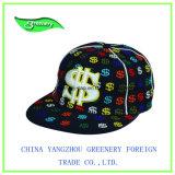 2017 Noir Normal Sport chapeau avec broderie spécial