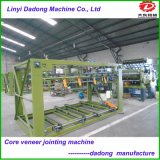 Machine de épissure de placage de faisceau de machine de contre-plaqué de travail du bois de servocommande
