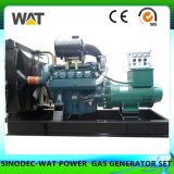pouvoir de gazéification de groupe électrogène de la biomasse 50kw