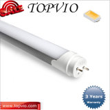 tubo chiaro di 4FT 1200mmled T8 3000K 18W LED T8