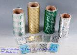 AluminiumFoil für Pharmaceutical Packaging0.02-0.03mm