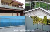 Nacelle de sécurité le verre feuilleté avec CE/CCC/ISO9001