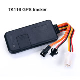 Tempo Real global e precisa o Rastreador de GPS veicular corte de Suporte do Monitor do Motor TK116