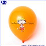 L'impression 12 pouces de ballons en latex 3.2g couleur standard pour la publicité