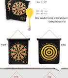 Goedkope prijs Groothandel Veiligheid magnetische Dartboard met Customized Designs voor Promotie