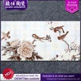Mattonelle di ceramica stabilite della parete della stanza da bagno di Foshan 300*600 3D Lanka