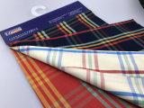 Baumwollgarn 100% gefärbtes Fabric-Lz8887