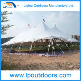 18м для использования вне помещений дешевые стальной канат полюс палатка