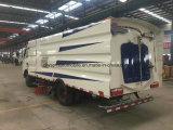 Camion di lavaggio della spazzatrice del camion 5m3 della strada di vuoto delle rotelle di Dongfeng 6