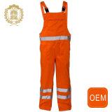 Формы OEM померанцовые и желтые отражательные работника конструкции для механически мастерской