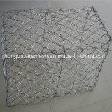 Anping Factory de 2X1X1 / galvanizado revestido de PVC Wire Mesh gabião