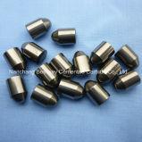 O carboneto de tungstênio abotoa pontas para os bits de broca usados na perfuração e na mineração