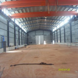 Prefab Large Span Steel Structure for Warehouse and Workshop