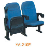 Silla barata del cine con la tela azul (YA-210E)