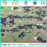 Hochfestes Kurbelgehäuse-Belüftung 600d, das überzogene Polyester-Tarnung gesponnenes Gewebe-Gewebe unterstützt