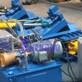 Sucata de Aço Inoxidável hidráulico da prensa de enfardamento (fábrica)