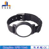 Wristband de nylon de la humedad RFID para los paquetes del aeropuerto