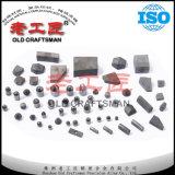 Bouton d'exploitation de carbure cimenté de la haute performance Yg11c d'approvisionnement d'OEM