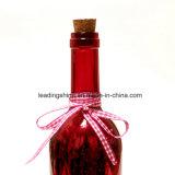 La botella de cristal LED del amigo de la botella de la luz de las estrellas del día de fiesta de la Navidad enciende el regalo especial para los regalos del partido
