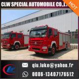 12000L消火器のトラック