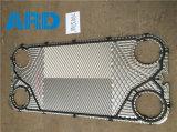 Matériaux de la plaque M15m M15mc M15b d'échangeur de chaleur de plaque de Laval d'alpha divers