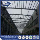 Schneller Aufbau-vorfabriziertes Stahllager mit Zwischenlage-Panel