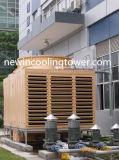 高品質400tの十字流れの正方形水冷却塔