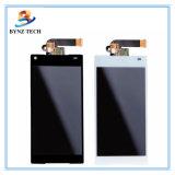 ソニーZ5小型スクリーン表示のための携帯電話の接触LCD