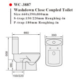 Made in China Salle de bain Western Style Toilet Price