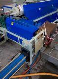 Nueva máquina de reciclaje de plástico peletizadora granulador de extrusión Wasted Económico