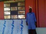 Commerce de gros pour le revêtement du panneau composite en plastique