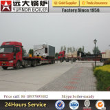 chaudière à vapeur horizontale allumée par bois professionnel de chaudière d'essence de biomasse de 2ton Chine