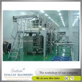 包装機械の重量を量る縦の小規模
