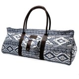 Durable e leve Custom Gym Patterned Yoga Mat Tote Bag