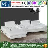 Sofá de couro ajustado da mobília da HOME do sofá do sofá moderno (TG-9114)