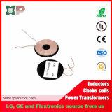 Qi de remplissage sans fil de bobine de Rx35 Rx recevant la bobine pour le chargeur