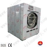 Hohes Drehbeschleunigung-Wäscherei-Gerät/Hotel-waschendes Geräten-/Kleid-Unterlegscheibe-Gerät 120kgs