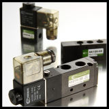 Válvula de bronze Valvulas Direccionales da válvula de ar da válvula pneumática de válvula de solenóide de Airtac