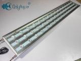 144W 120cm White+Blue LED Croal 암초 수족관 빛