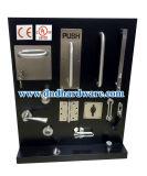 木のドアのためのヨーロッパのプロフィールロックシリンダードアのハードウェア