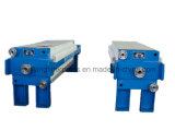 Prensa de filtro del compartimiento X630-U