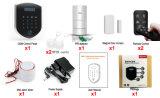 WiFi + GSM Todos en un sistema de alarma de ladrón de la seguridad inalámbrica GSM