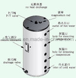 El tanque de agua caliente de alta presión del acero inoxidable de la capacidad grande