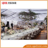 Tienda grande del acontecimiento de la pared de cristal de la carpa clara al aire libre del VIP