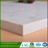 Countertop кухни кварца высокой твердости белый мраморный смотря каменный