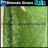 3/8inchゲージ20mmの庭の人工的な草