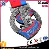 La aleación del cinc crea las medallas del latón para requisitos particulares de la antigüedad de la producción de los artes del metal