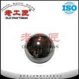 Bola de pulido de la bola del carburo de tungsteno para la fresadora de la bola