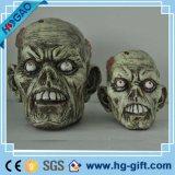 Nova Vida de réplica de resina modelo cranio humano Anatomia Médica colecção do Dia das Bruxas