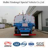 18-20cbm 큰 수용량 Dongfeng 물 물뿌리개 스페셜 트럭
